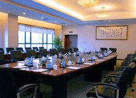 利丰橡塑会议室